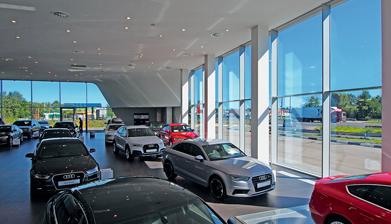 Audi Centre Thumbnail