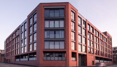Alutech commercial UK project Birmingham